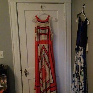 Eliza J scarf dress